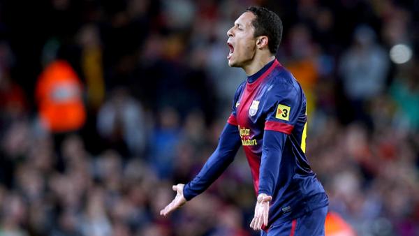 Adriano Correia prolonge jusqu'en 2017 avec le FC Barcelone