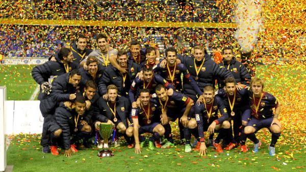 1-1: FC Barcelone, roi de la Coupe Catalane après avoir battu l'Espanyol aux tirs au but (4-2)