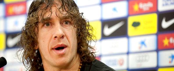 Carles Puyol vous expliquera tout sur sa blessure