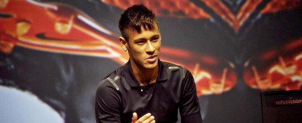 Nike a lancé la sportive 'Neymar Jr'