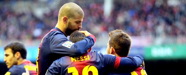 Barca va pour les 100 points de Madrid Mourinho