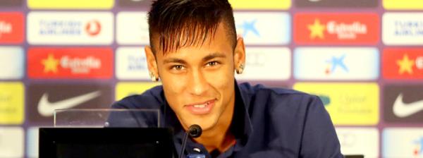 """Neymar: """"Messi est le meilleur au monde et je viens pour aider"""""""