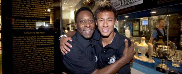 "Pelé: ""Neymar va croître beaucoup au Barça"""