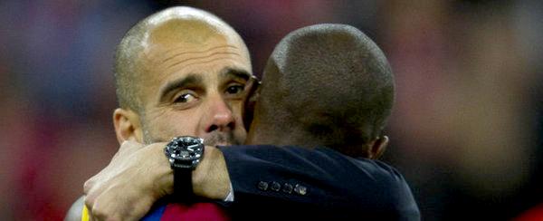 """Abidal: """"Je signerais pour le Bayern A Pep aimerait m'avoir dans son équipe."""""""