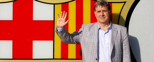 «Tata» Martino, bienvenue au club