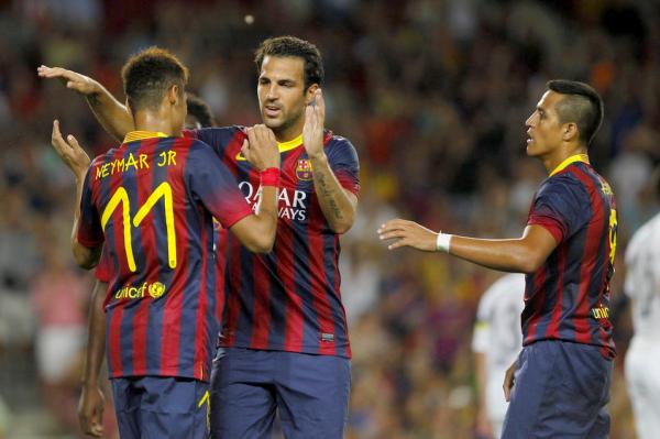 Neymar, la pièce manquante