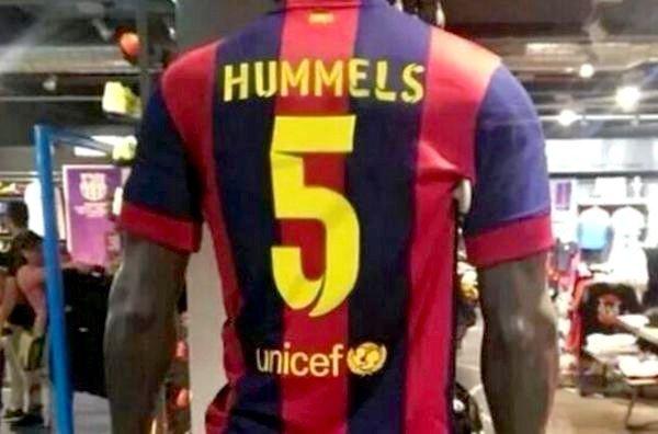 Mats Hummels au Barça ?