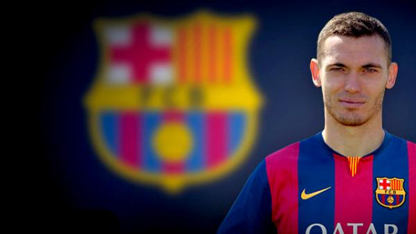 Accord pour l'arrivée de Thomas Vermaelen au FC Barcelone