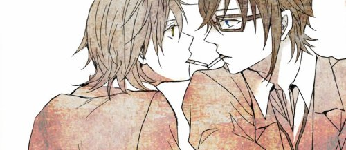 • mAngAsS-LoVesS - Saruhiko x Misaki •