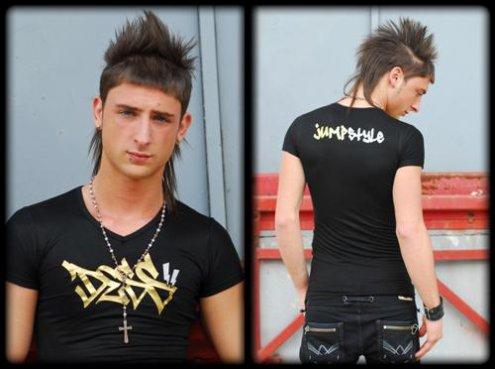 style tecktonik 2010