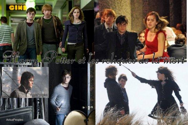 Photos : Harry Potter et les reliques de la mort /// Découvrez les premières images du 7e volet de la saga Harry Potter . Les images proviennent du film Harry Potter et les reliques de la mort : Partie 1 . Je vous laisse les apprécier  ^^  Vivement qu'il sort !//// ///// ///// ///// /////////// [Ajoutes-moi à tes préférés] S'inscrire à ma newsletterN'oubliez pas de confirmer votre inscription grace au lien que l'on vous envoie dans votre boite mail, ou vous ne serez pas prévenus !