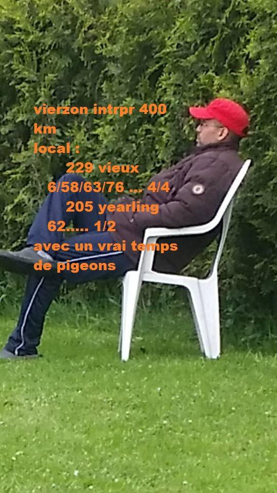 vierzon 400km le 15/05/16