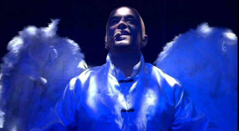 Pascal Obispo - Y a un ange...