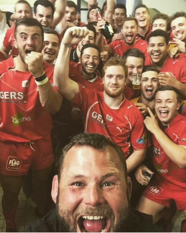 Rugby Fédérale 1 B   Auch en finale