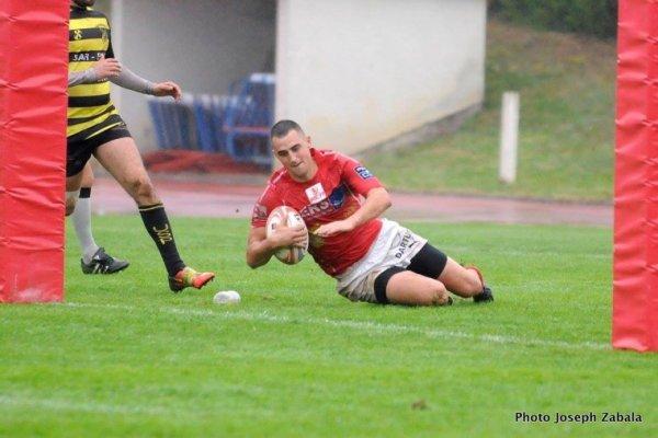 Première à Jacques Fouroux pour le RCA Rugby Club Auch