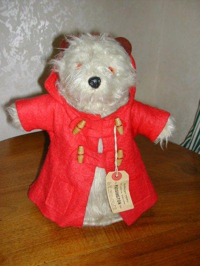 Marionnette Paddington