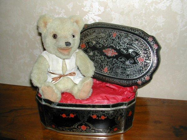 Teddy Baby Girl par Kersa.