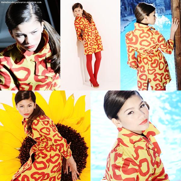 De nouvelles photos personelles de Bella qui était en shooting pour Line Mag' le 5 janvier 2013.