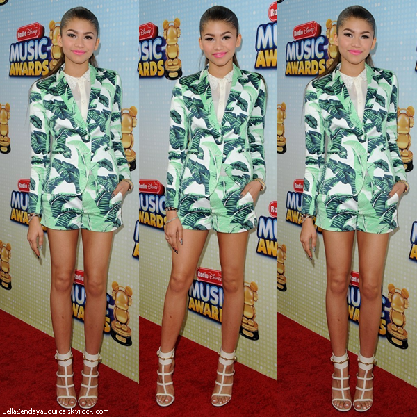 Bella au Radio Disney Music Awards le 27 avril 2013.