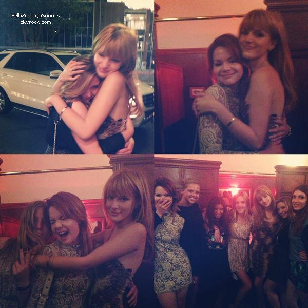 Bella a réalisée un nouveau photoshoot à l'occasion de Billoards Awards le 12 mai 2013.