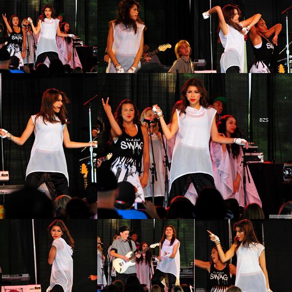 Bella au KarTV Dance Awards le 3 juillet 2013 à Las Vegas.