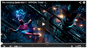 -Un nouveau trailer de  «The Amazing Spider-man 2» -