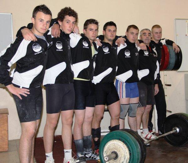 CHAMPIONNAT DE FRANCE DES CLUB 2013/2014