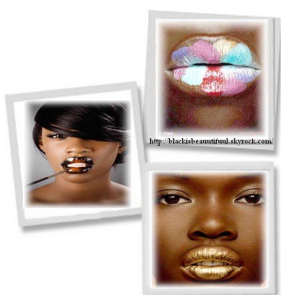 Côté Conseils : maquillage de vos lèvres