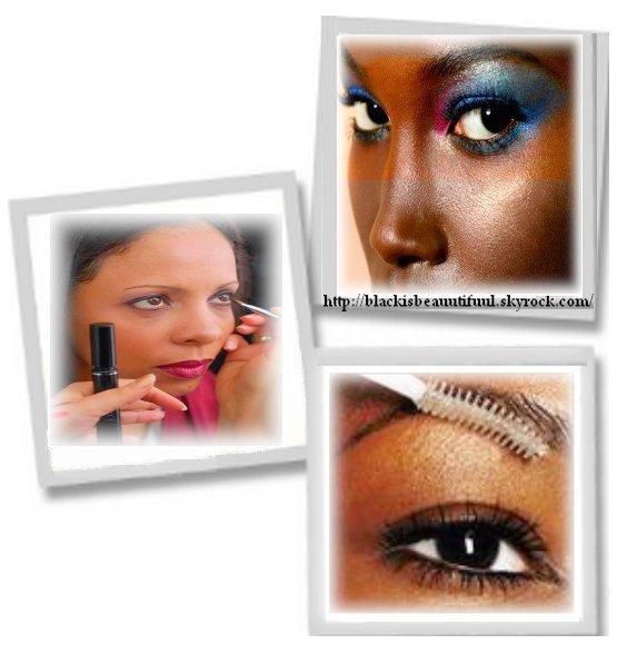 Côté Conseils : maquillage de vos yeux
