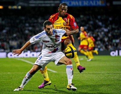 Lyon 3-0 Lens