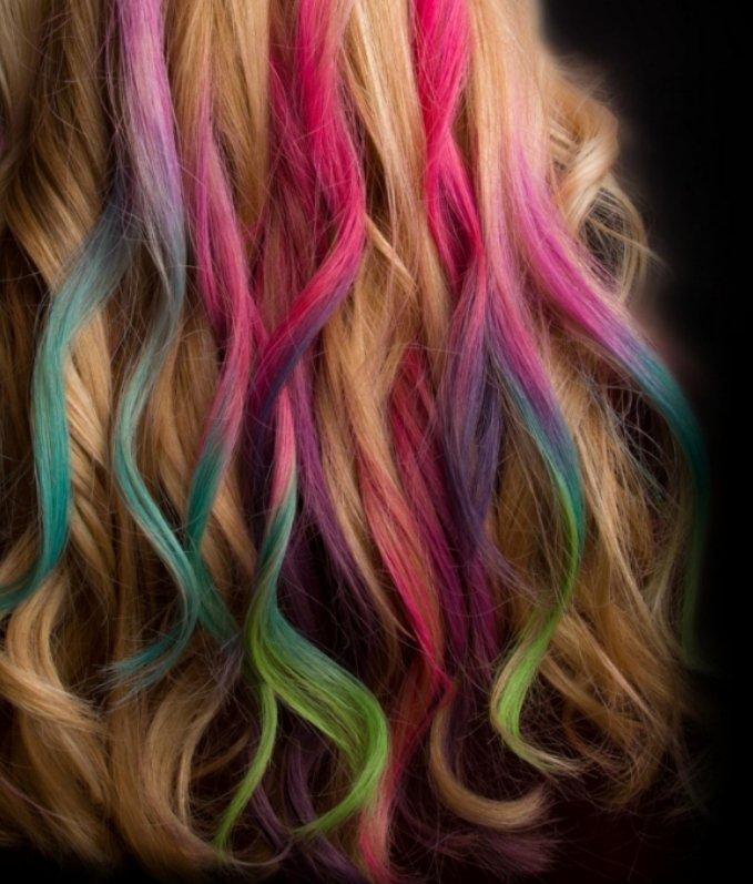 Revue Découverte#2: Hair Chalk ! <3
