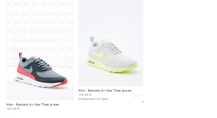 Nike: Quand les Air max se mélangent au running sa donne sa  !