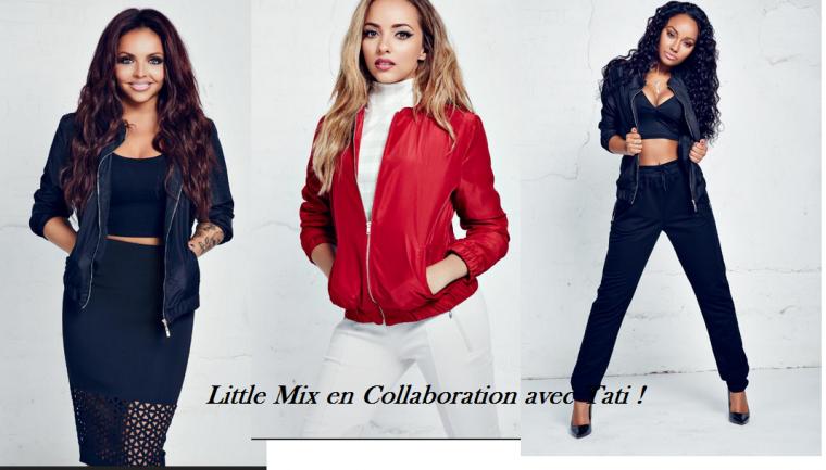 Tati x Little Mix, la campagne de la rentrée 2014 !