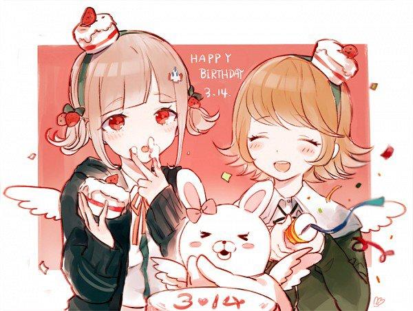 Joyeux anniversaire Chihiro et Nanami ! ^^