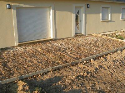 23.10.2011 : la terrasse de devant