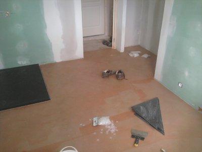 8.01.2012 : salle de bain