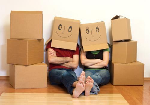 28.04.2012 : ça y'est nous avons déménager !!