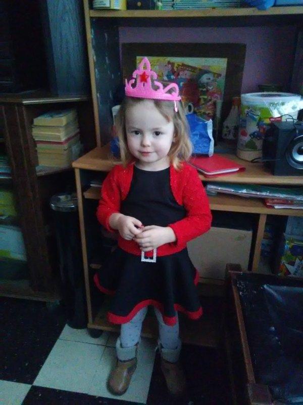 Ma princesse d'amour ke j'aime