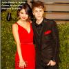Justin Bieber et Selena Gomez de cire chez Madame Tussauds