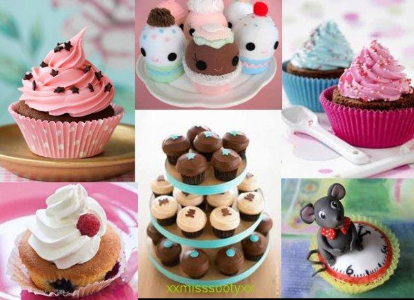Bienvenue au royaume des cupcakes !