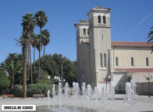 Eglise SAINT LOUIS D'ANJOU.OUJDA