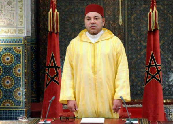 Sa Majesté Mohamed VI