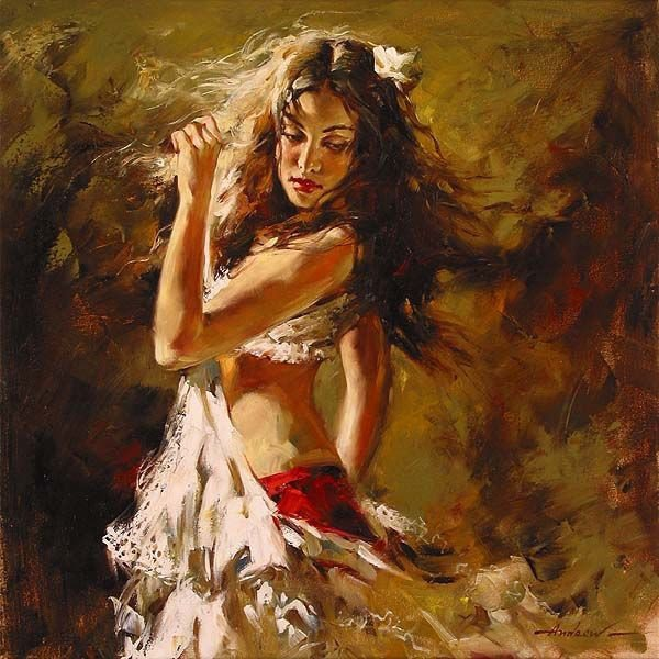superbes illustrations Andrew Atroshenko