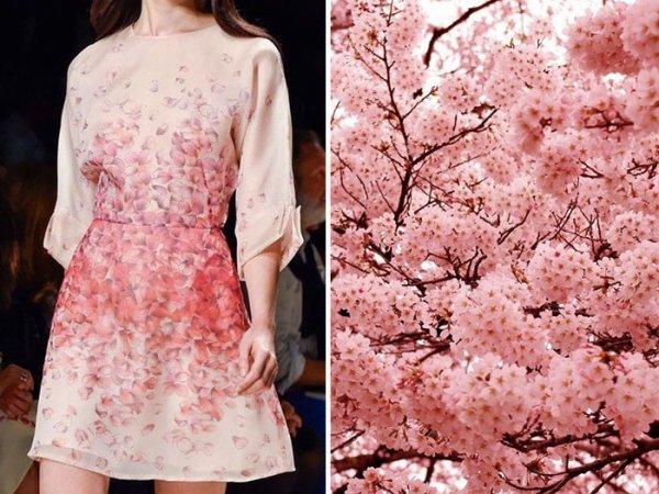 Lorsque la Mode s'Inspire de la Nature, le Résultat est Fascinant
