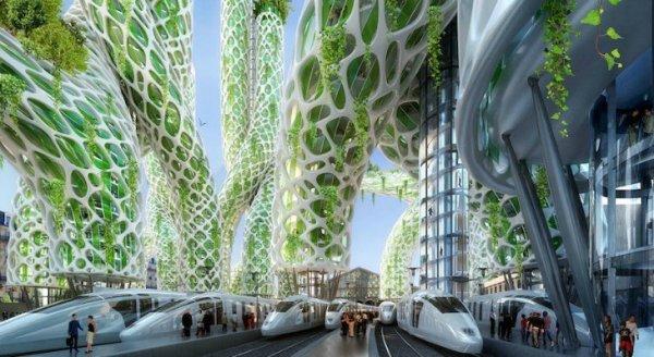 VINCENT CALLEBAUT IMAGINE PARIS 2050