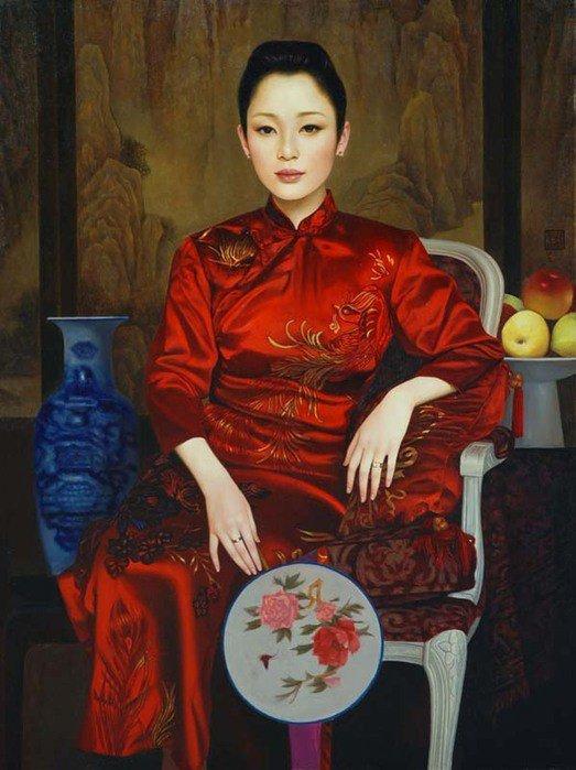 Peinture de Xue Yanqun