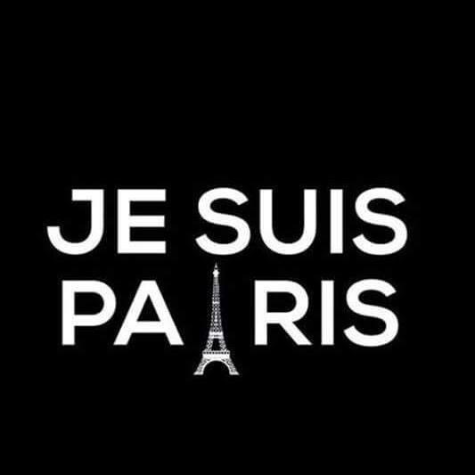 JE SUIS CONTRE LE TERRORISME.