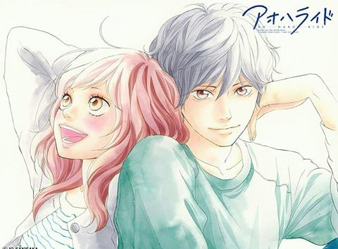 (SCAN) BLUE SPRING RIDE