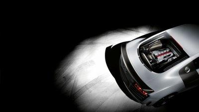 L'Audi R8 GT