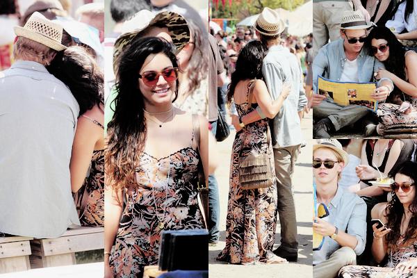 20.05.2012 Vanessa était vu en allant au Sun Cafe prendre un déjeuner à Studio City, Californie! TOP ou FLOP ?